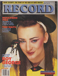 NOV-1983-RECORD-vintage-music-magazine-BOY-GEORGE