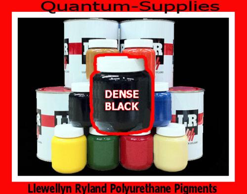 DENSE BLACK Pigment For Polyester Gelcoat Resin 250g FOR FIBREGLASS moulds etc
