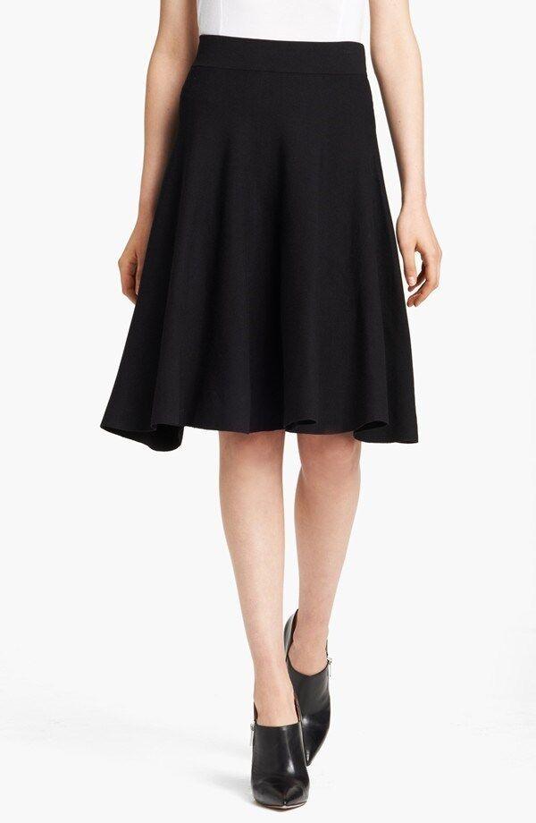 mujer  Karan Collection falda de vuelo (talla M)  el mas de moda