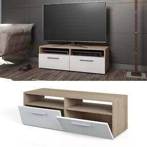 Meuble Bas Tv Armoire Table Pour Televiseur Sideboard Etagere Rack