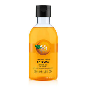 The Body Shop Satsuma Shower Gel (250ml)