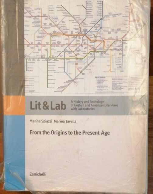 LIT & LAB. A History and Anthology of English and American Literature with Labo…