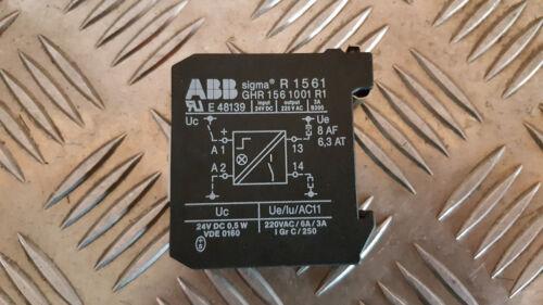 ABB sigma R1561 Relaisbaustein