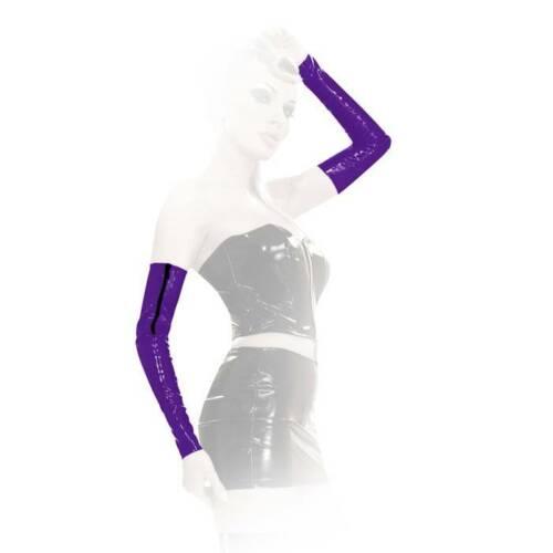 Insistline-Bras longue Datex Bras-Brassards avec zip dans divers Couleurs