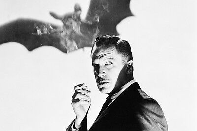 THE BAT VINCENT PRICE 24X36 POSTER PRINT