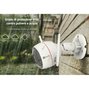 EZVIZ HUSKY AIR PLUS IP Security Camera Outdoor Bullet esterna 12 V Bianco WIFI