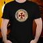 thumbnail 3 - Knights-Templar-Masonic-shirt-Non-nobis-domine-motto-crusaders-medieval-symbol