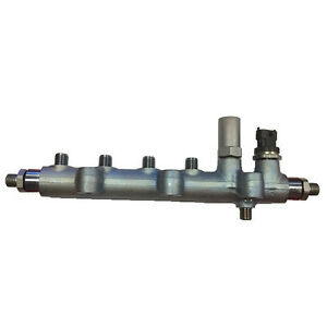 NEW Bosch OEM    Fuel    Rail for 0307 Dodge    Cummins       5   9L 24V