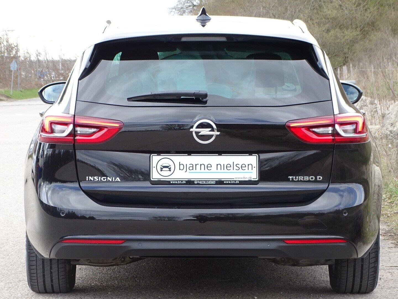Opel Insignia 1,6 CDTi 136 Dynamic Sports Tourer aut. - billede 5