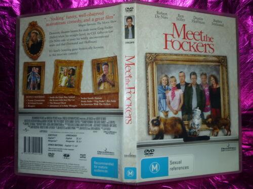 1 of 1 - MEET THE FOCKERS : (DVD, M)