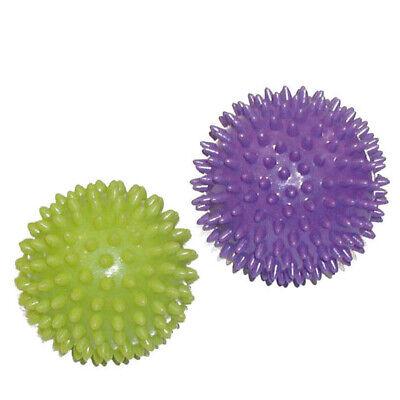 Toorx Coppia Sfere Per Massaggi Palline Palle Antistress Relax Massage Ball