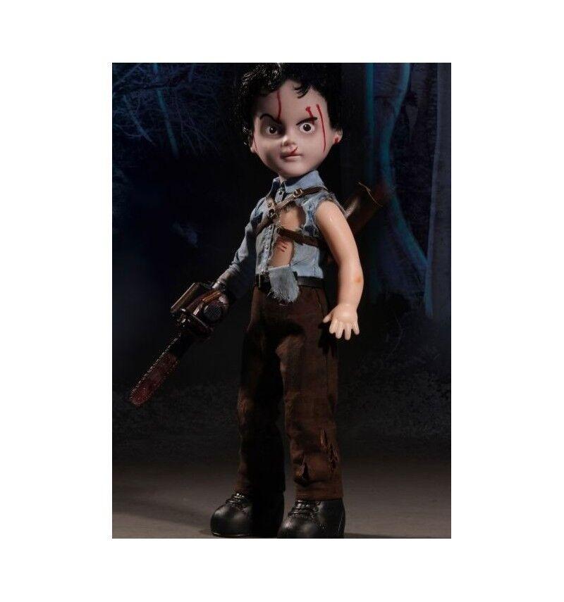 Mezco Living Dead Dolls  Evil Dead 2 - Ash