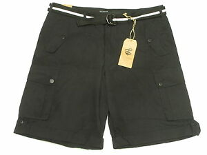 68 nwt mens rocawear belted blueprint 2 ripstop cargo shorts image is loading 68 nwt mens rocawear belted blueprint 2 ripstop malvernweather Gallery