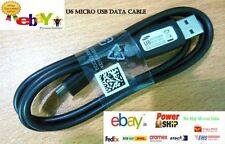 Genuine U6 Micro USB Charging / Sync Data cable For Samsung,Sony,Micromax,LG,