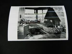 1950s Rare Interior Coronado CA California RPPC Real Photo #621 1st St San Diego