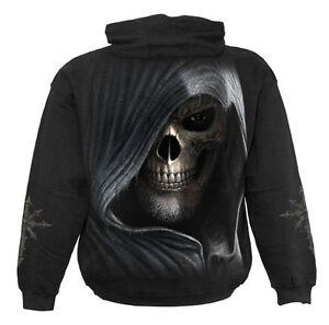 Spiral Direct DARKNESS Long sleeve T-Shirt Death//Reaper//Skulls//Rock//Metal