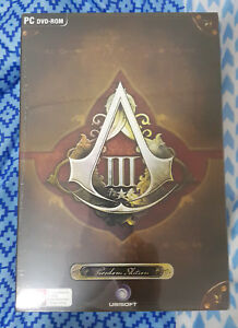 Assassin-039-s-Creed-3-Freedom-Edition-PC-SEALED-Brand-NEW