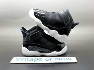 buy online 4fbe5 b28e8 Details about Nike Air Jordan Six 6 Rings Space Jam BT Toddler 2018 sz 4C