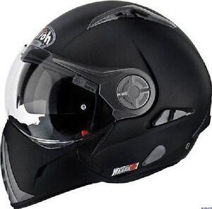 Casco-Helmet-Moto-Scooter-Modulare-Airoh-J106-P-J-OCCHIALINO-SOLARE-VARI-COLORI