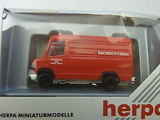 Herpa 041782 aus Sammlung MB T2 Nachrichtenbau Feuerwehr Wien SoMo in  OVP (5)