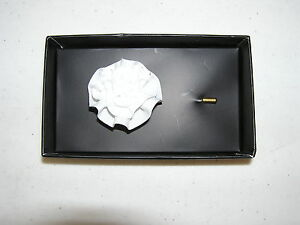 2950 new jos a bank 100 silk flower lapel pin in white bogo for image is loading 29 50 new jos a bank 100 silk mightylinksfo
