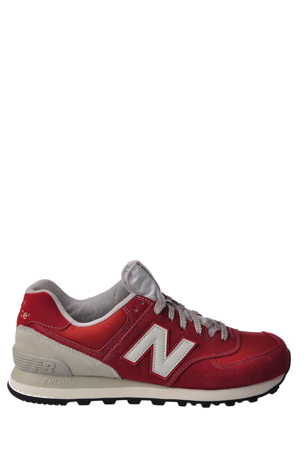 New Balance - shoes-Sneakers low - Man - Red - 890408G180837