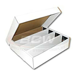 High Quality BCW Monster Pads for Storage Boxes (20 Pads per Box) Brand New