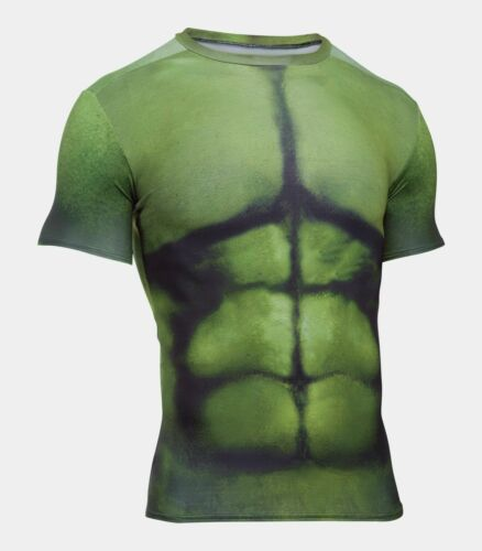 Under Armour Alter Ego Hulk Compression Men's Shirt 1258691 Large L NWT Crossfit
