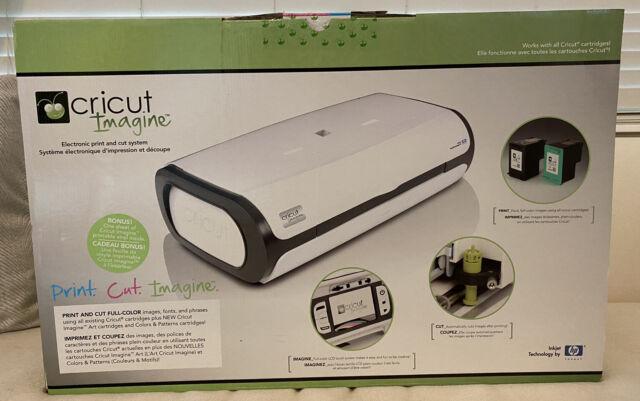 Cricut Imagine CRIM0001 Cutter Printer Scrapbooking ...