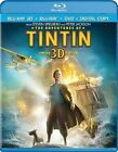 Adventures of TINTIN 3d 0097361461649 Blu-ray Region 1