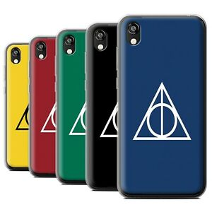 Gel-TPU-Case-for-Huawei-Honor-8S-Y5-2019-Magic-Hallows-Inspired