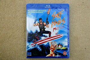 BLU-RAY-SURF-NAZIS-MUST-DIE-STUDIO-88-FILMS-NEW-SEALED-UK-STOCK