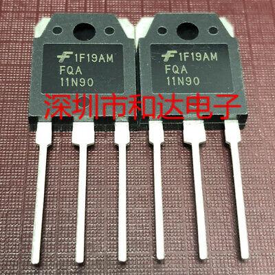 2pcs FQA9N90C 9N90C MOSFET 9A 900V Fairchild TO-3P