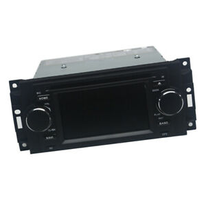 5'' Car DVD GPS Navi Radio Stereo für Dodge RAM Chrysler 300C Jeep Commander