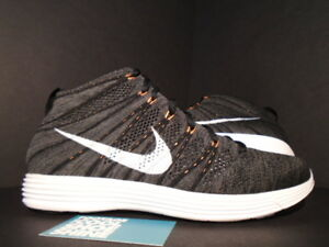 Image is loading NIKE-LUNAR-FLYKNIT-CHUKKA-MIDNIGHT-FOG-GREY-WHITE- 78eb27b25