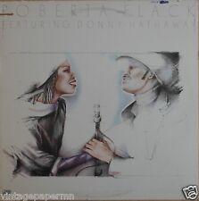 Roberta Flack Featuring Donny Hathaway 1980 Vinyl LP Atlantic Records SD 16013