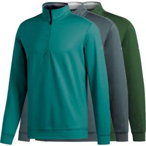 Adidas Golf Men's Classic Club 1/4-Zip Pullover NEW