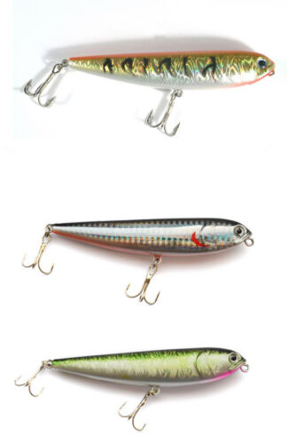 Various Colours Available Tronixpro Surface Skimmer Bass Pike Fishing Lure