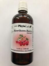 Hawthorn Berry Tinctures 3.4 fl oz./100 ml