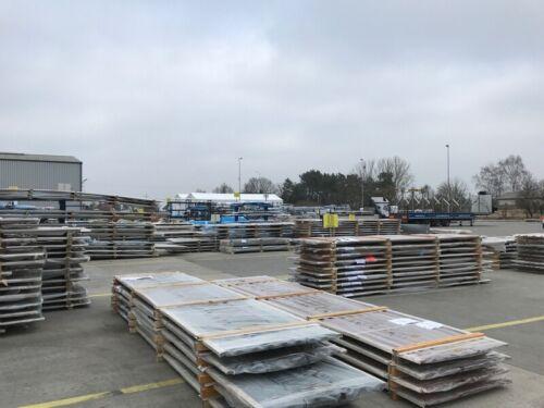 Dachblech Dachblechplatten Wellblech 76//18 Sinus 0,4mm SONDERPOSTEN 12,98 €//m²