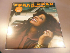 CHAKA-KHAN-Hello-Happiness-LP-180g-coloured-Vinyl-Neu-Download