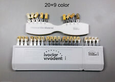 Dental Teeth Shade Guide A D 209 Colors Porcelain Tooth Ivoclar Vivadent