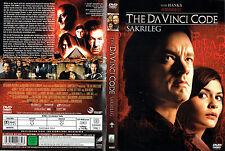 (DVD) The Da Vinci Code - Sakrileg - Tom Hanks (2006)