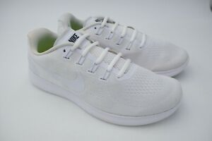cdc285142fdd Nike Free Run Shoes Running Men s White Size US 8.5 EU 42 Used ...