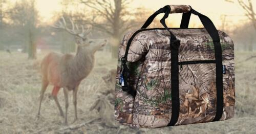 Realtree Xtra Outdoorsman Canvas Series NorChill Soft Side Coolers