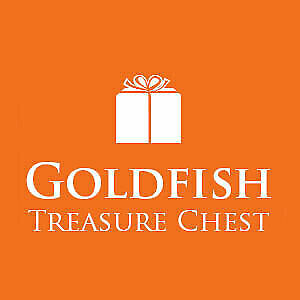 Goldfish Treasure Chest