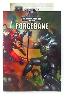 Regelheft (Deutsch) Forgebane Warhammer 40k - Unna, Deutschland - Regelheft (Deutsch) Forgebane Warhammer 40k - Unna, Deutschland
