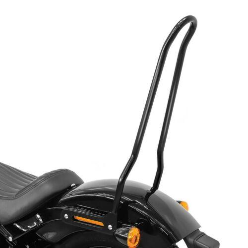 Sissybar für Harley Davidson Softail 18-20 Craftride Tampa schwarz