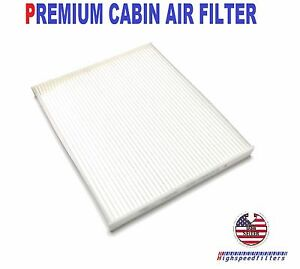 Image Is Loading Premium Quality Cabin Air Filter For