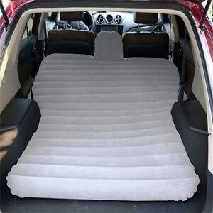 auto suv luftmatratze doppelbett outdoor aufblasbare luft sofa mit luftpumpe ebay. Black Bedroom Furniture Sets. Home Design Ideas